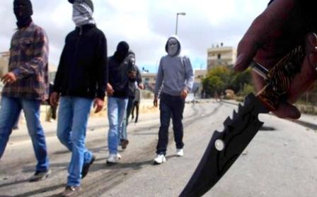 كريساج : ثلاثة مسلحين يعترضون طريق سيدة بالقرب من مدرسة الشهيد الحياني