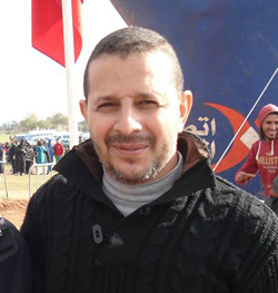 اسم الملك وتوظيفه :محمد السيمو نموذجا