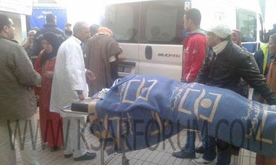 بسبب النقابات و المسؤول الإقليمي السابق .. المستشفى المدني بسائق إسعاف وحيد