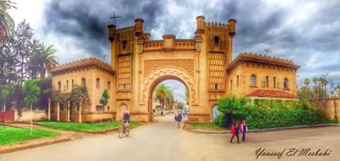 نبذة موجزة عن تاريخ القصر الكبير
