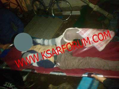 الزيتونة : إصابة طفل بكسور في حادثة سير و فرار صاحب السيارة من المستشفى