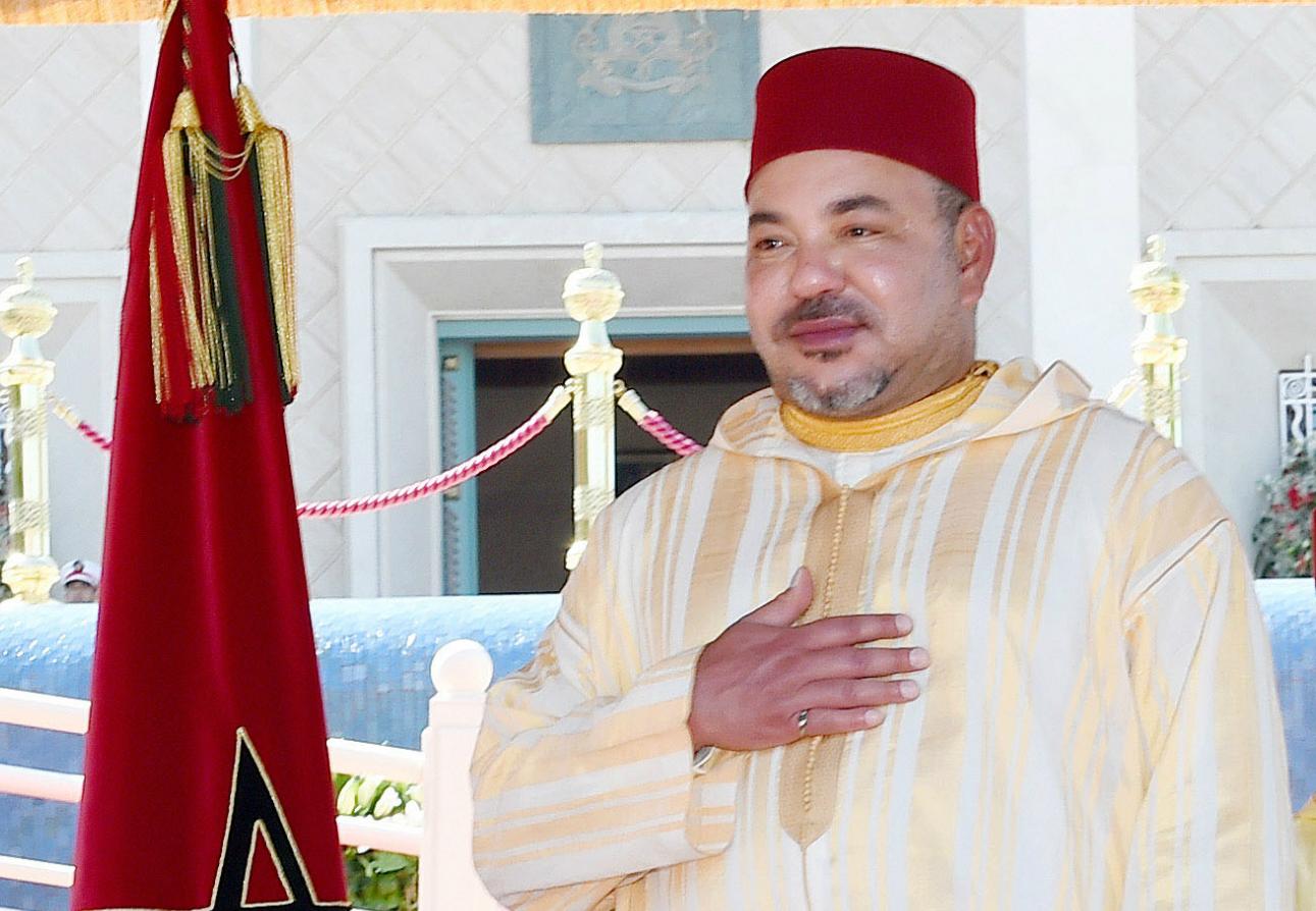 السيد محمد معزية يهنئ صاحب الجلالة بذكرى عيد العرش المجيد