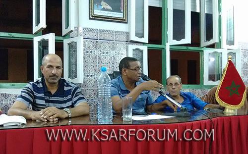 ولد بوتكريش يعقد ندوة صحفية للرد على المطالبين برحليه و يوجه انتقاداته للمعارضين