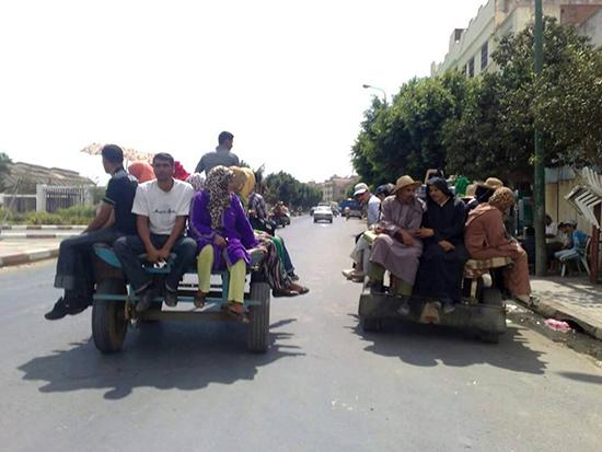 """صفقة العربات مع الرئيس ب""""الصدفة"""""""