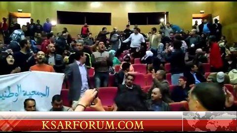 الاكشاك بين مطالب المعطلين و عوامل الانتخابات …