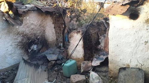 حريق بوجديان يتلف 65 هكتار و المنتخبون يلتقطون الصور بالمناسبة