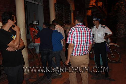 عاجل : فرقة أمنية في بيت أحد الأمنيين الموقوفين أمس لهذا السبب