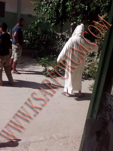 حي الوهراني : سخط على إمام المسجد لتورطه في قطع شجرة من حديقة الحي