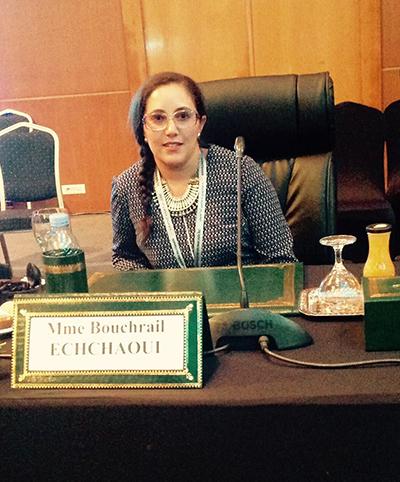 بعد نشر صورها مع مسؤولين إسرائيليين .. موجة انتقاد واسعة لبشرائيل الشاوي
