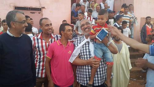 إقليم العرائش : حماني عن التقدم و الاشتراكية يطعن في فوز البرلماني الحمداوي