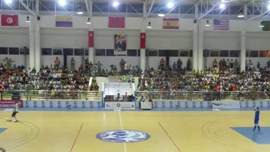 نادي لكوس القصر الكبير يلاقي نادي المدينة العليا القنيطري