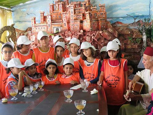 جمعية فضاء الأندلس تعطي انطلاقة برنامجها البيئي الثقافي والتربوي