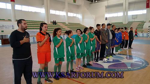 كرة قدم نسوية : جمعية الإنبعات والتنمية والتربية والرياضة تسحق جمعية أوبيدوم للرياضة النسوية بسبعة أهداف مقابل واحد