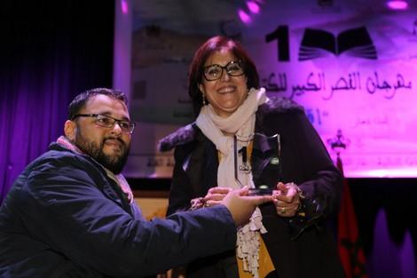 إسمهان عمور في مهرجان الكتاب : الثقافة تتذيل اهتمامات المسؤولين والإذاعات الخاصة
