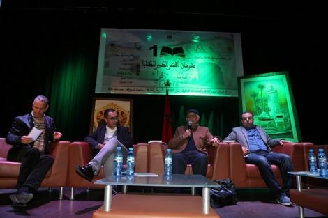 """مهرجان الكتاب .. روائيون يبثون هموم """"أصحاب القلم والقرطاس"""" بالمغرب"""
