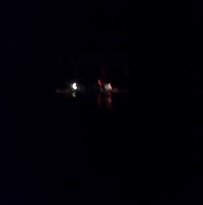 القصر الكبير في ظلام دامس بعد انقطاع الكهرباء