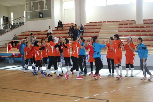 النادي القصري لكرة اليد إناث ينتصر على طالبات تطوان في لقاء مثير