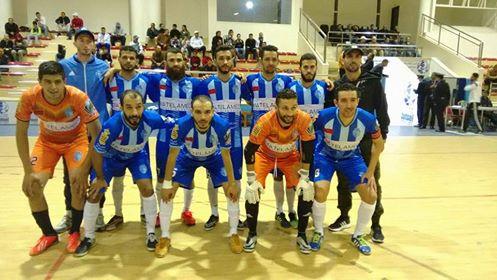 نادي لكوس القصر الكبير يعود بانتصار ثمين من مدينة أكادير