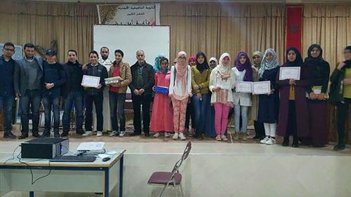الثانوية المحمدية تنظم مسابقة في السيرة النبوية