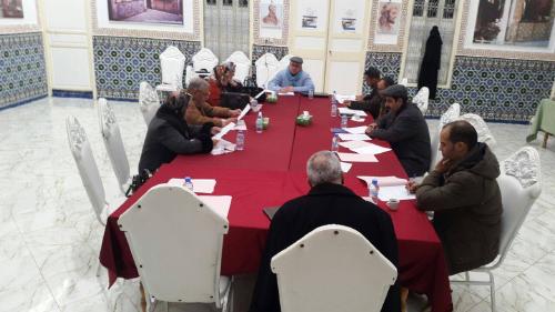 جمعيات مدنية تطالب بحماية ضريح مولاي علي بوغالب و بقايا السور الموحدي