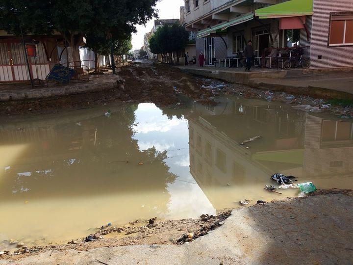 المسبح البلدي بحي السلام