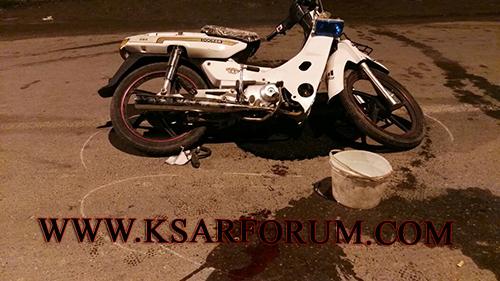 بلعباس : نقل طفل دهسته دراجة نارية  في حالة خطيرة إلى طنجة