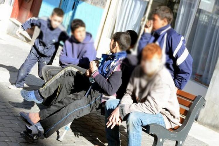 الخيرية الإسلامية : المشردون هاجموا العاملين و هربوا من الخيرية و السلطات مطالبة بتوفير الأمن