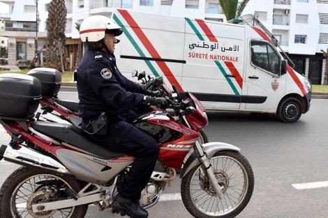 الأمن يوقف نشالا وسط شوارع القصر الكبير