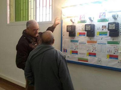 لاراديل تطلق حملة تواصلية تحسيسية لترشيد استعمال الطاقة