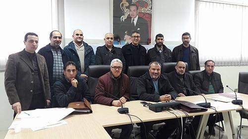 الجامعة الوطنية لموظفي التعليم تجدد الثقة في محمد المودن لولاية ثانية