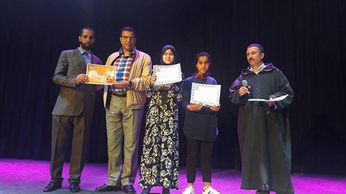 جمعية المبادرة تتوج المتفوقين في مسابقة السيرة النبوية