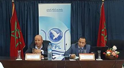 """الدكتور أبو عوض يخضع """" عودة المغرب للاتحاد الافريقي """" للتشريح بكلية العرائش"""