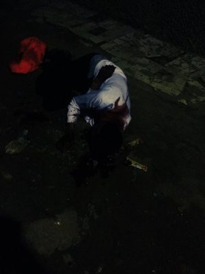 """عاجل من الزكاكرة : نقل شاب في حالة خطيرة إلى المستشفى بسبب """" القرقوبي """""""