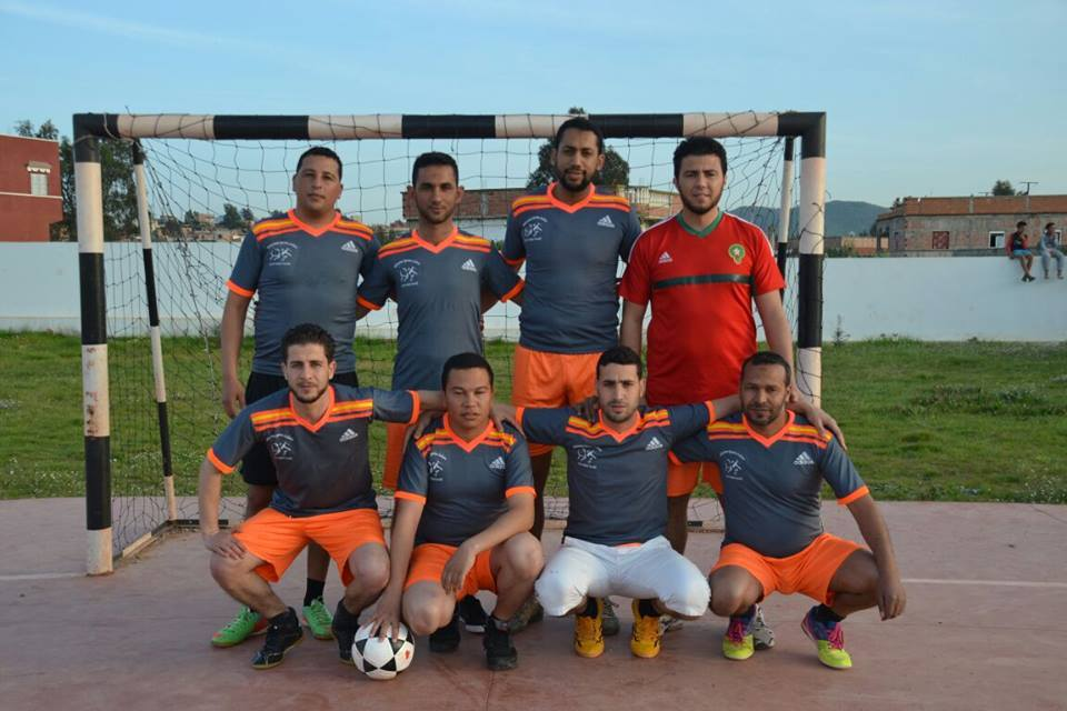 فريق ثانوية أولاد أوشيح ينتصر بحصة ثقيلة على فريق إعدادية تطقت ويأمل في انتزاع لقب دوري الصداقة