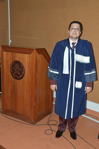 """أحمد الريسوني ينال الدكتوراه في القانون حول """" النظام القانوني للمساجد بالمغرب """""""