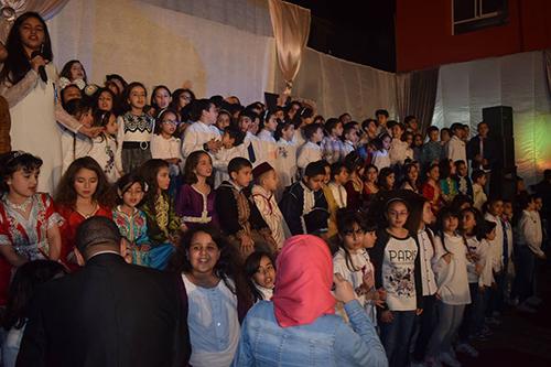 المدارس الدولية للقصر  المهرجان الختامي للأسبوع الفرنكفوني الأول