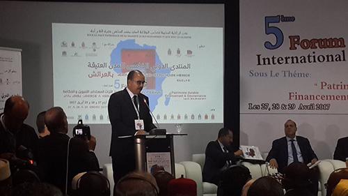 افتتاح المنتدى الدولي للمدن العتيقة في نسخته الخامسة بالعرائش
