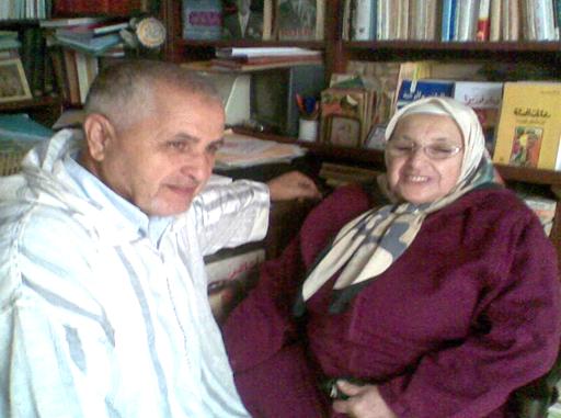 جمعية البحث التاريخي والاجتماعي القصر الكبير تعزي في وفاة الحاجة فطوم العسري