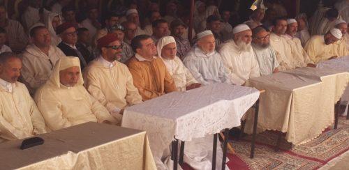 مؤسسة الشريف الحميدي للتعليم العتيق تحتفي بمتفوقيها من حفظة كتاب الله
