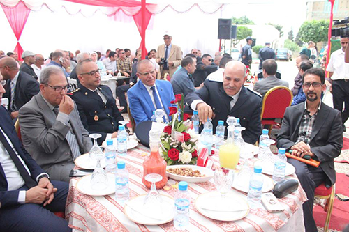 الأمن الوطني بالقصر الكبير يتحفل بذكرى تأسيس الإدارة  العامة و يكشف عن الحصيلة السنوية