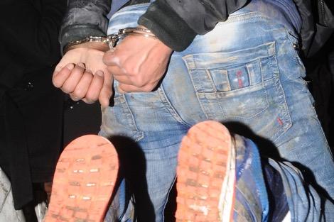 أولاد احميد : توقيف شخص يشتبه في تجنيد مقاتلين للجهاد في سوريا
