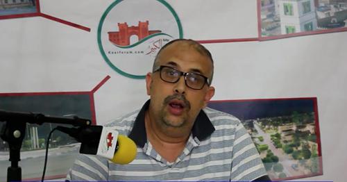 توفيق الشاوش يطلق نيران النقد اتجاه عدد من مشاريع المجلس قبيل انعقاد دورة ماي