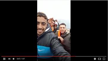 هجرة : قصراوة في عرض البحر