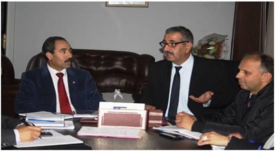 مشاريع كبرى للمديرية الإقليمية للتعليم بمدينة القصر الكبير