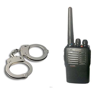 القصر الكبير : مسؤول بالقوات المساعدة يتعرض لسرقة أصفاد و جهاز اتصال