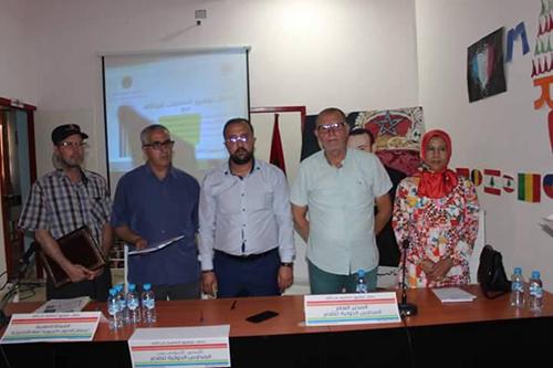 مجموعة المدارس الدولية للقصر توقع مجموعة من اتفاقيات شراكة مع جمعيات المجتمع المدني