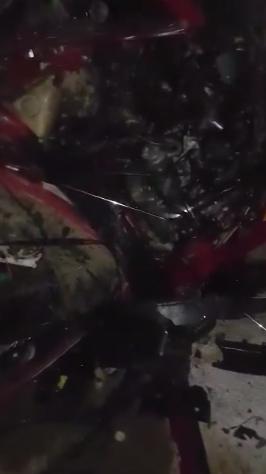 وفاة شخص و أربعة جرحى في حادثة سير خطيرة بين الزوادة و العوامرة ـ فيديو ـ