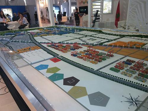 طنجة: معرض العقار و البناء  فرصة لتبادل الخبرات و مواكبة آخر تطورات المجال