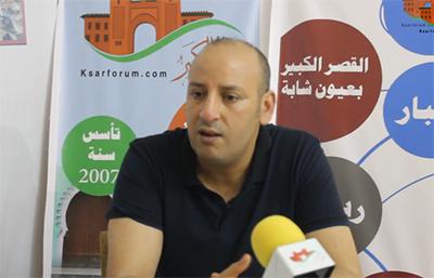 عصام عفيف : طلب مني أن أقول اني وطني و أحب الملك و شاركت في مسيرة الولاء للاستفادة من الدعم