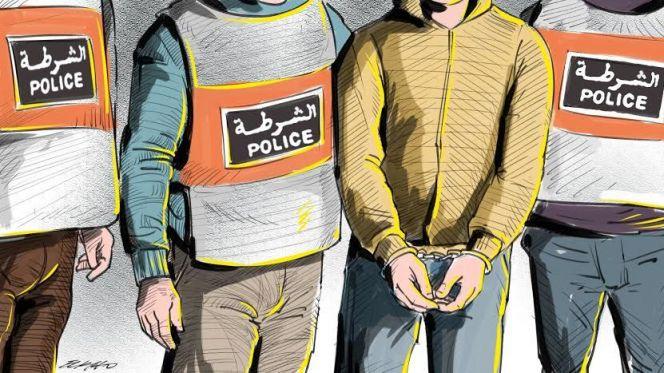 تفاصيل حصرية حول جريمة العرائش: الإبن القاتل يسلم نفسه و إعتقال زوجة الأب
